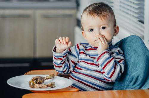 อาหารที่เหมาะสมสำหรับเด็ก
